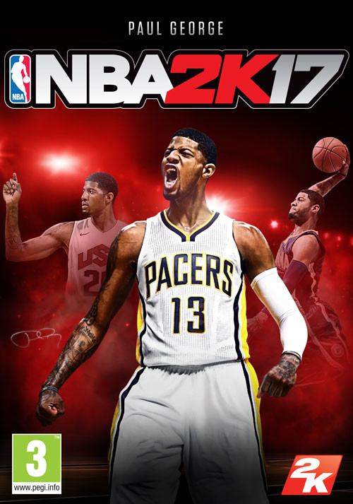 NBA 2K17 - Packshot