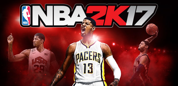 NBA 2K17 - Cover / Packshot