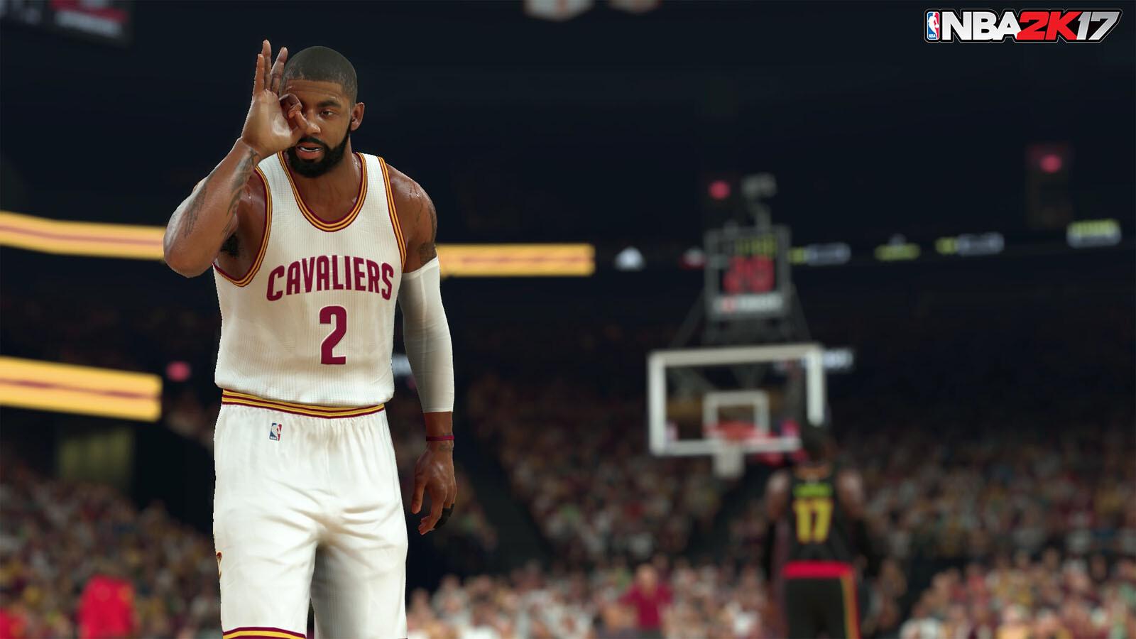 ... Screenshot1 - NBA 2K17 Legend Edition Gold ...