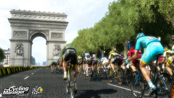 Screenshot1 - Pro Cycling Manager - Tour de France 2016