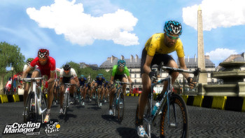 Screenshot2 - Pro Cycling Manager - Tour de France 2016