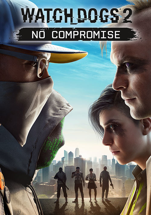 Watch_Dogs 2 - No Compromise - Packshot