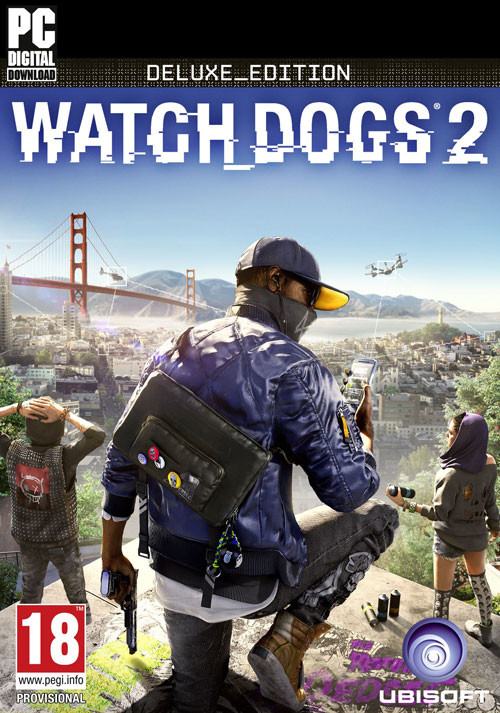 Watch_Dogs 2 - Deluxe Edition - Packshot