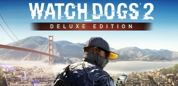 Watch_Dogs 2 - Deluxe Edition - Cover / Packshot