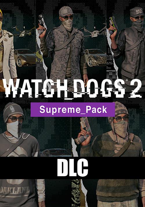 Watch Dogs 2 - Supreme Pack - Packshot