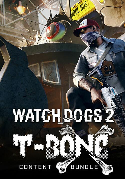 Watch_Dogs 2 - T-Bone Content Bundle - Cover