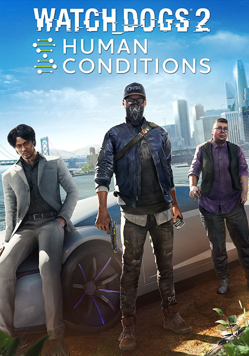 Watch_Dogs 2 - Human Conditions [Uplay CD Key] for PC - Buy now