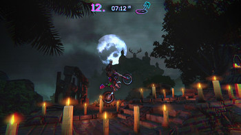 Screenshot4 - Trials of the Blood Dragon
