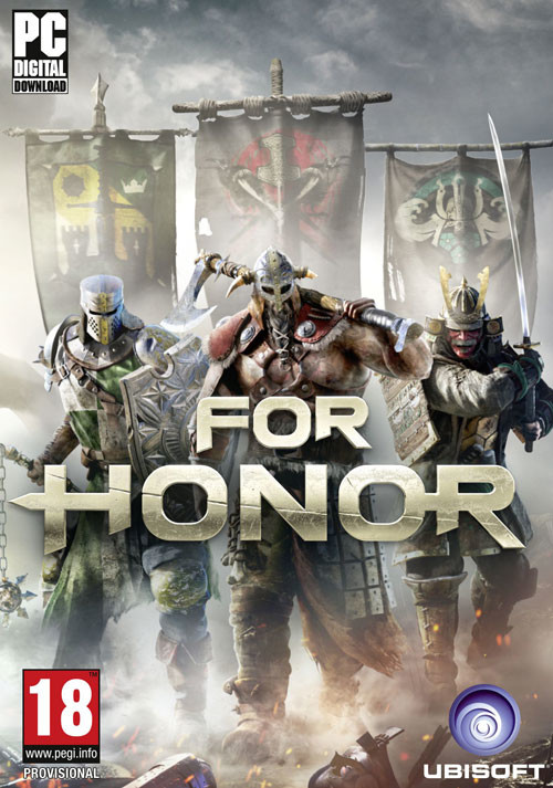 FOR HONOR - Cover
