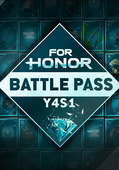 For Honor Y4S1 Battle Pass - Cover / Packshot