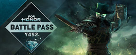 For Honor Y4S2 Battle Pass