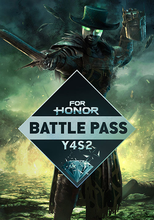 For Honor Y4S2 Battle Pass - Cover / Packshot