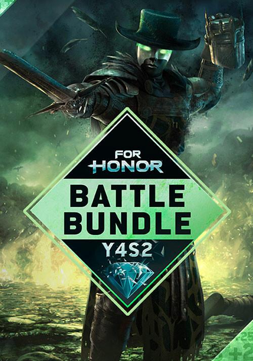 For Honor Y4S2 Battle Bundle - Cover / Packshot