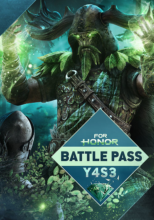 For Honor Y4S3 Battle Pass - Cover / Packshot
