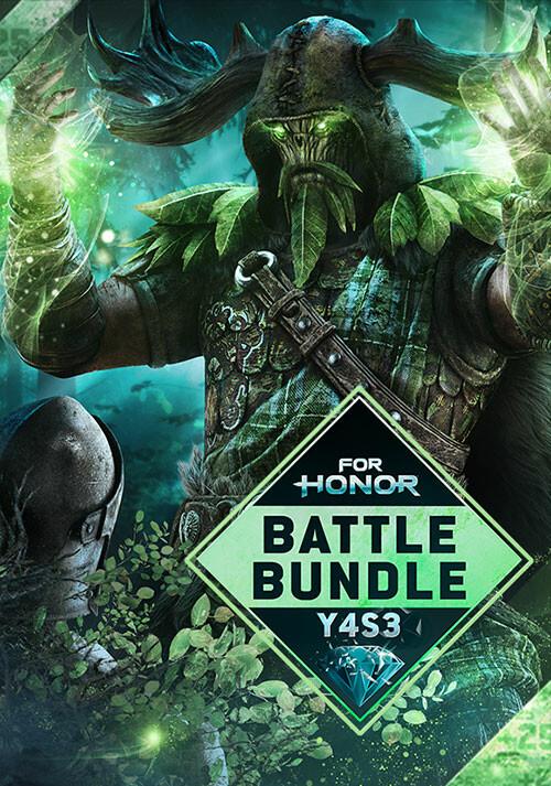 For Honor Y4S3 Battle Bundle - Cover / Packshot
