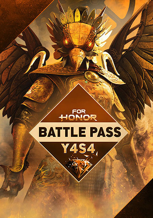 For Honor Y4S4 Battle Pass - Cover / Packshot