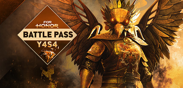 For Honor Y4S4 Battle Pass
