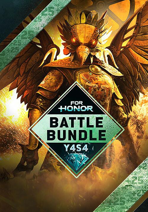 For Honor Y4S4 Battle Bundle - Cover / Packshot