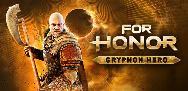 For Honor Gryphon Hero