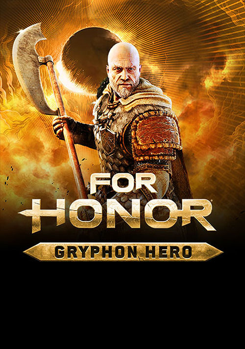 For Honor Gryphon Hero - Cover / Packshot