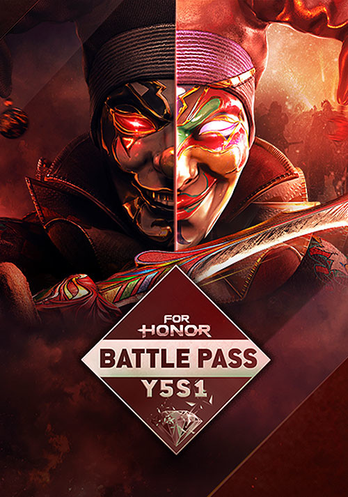 For Honor Y5S1 Battle Pass - Cover / Packshot