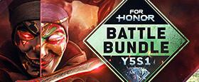 FOR HONOR: Y5S1 Battle Bundle