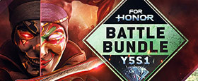 For Honor Y5S1 Battle Bundle
