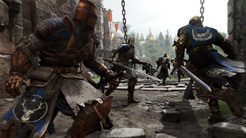 Screenshot2 - For Honor Deluxe Edition