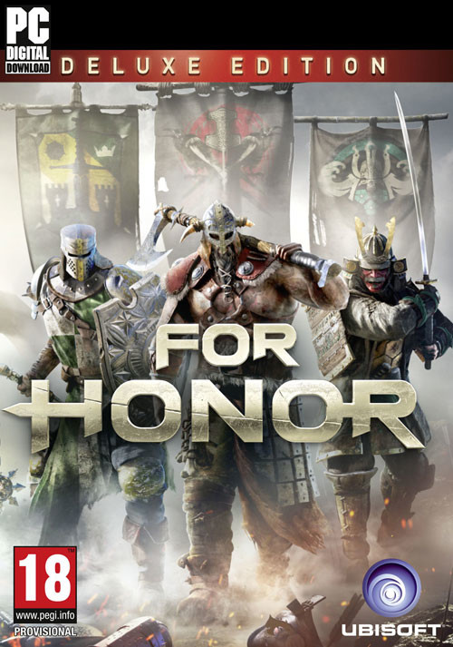 FOR HONOR Deluxe Edition - Packshot