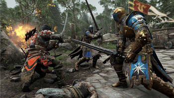 Screenshot1 - FOR HONOR Deluxe Edition