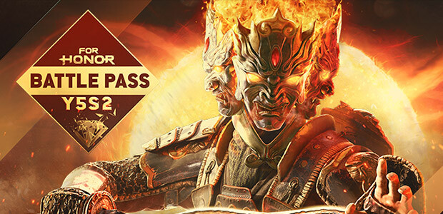 FOR HONOR: Y5S2 Battle Pass - Cover / Packshot