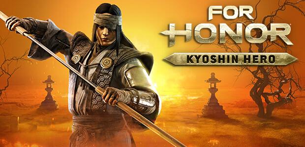 FOR HONOR: Kyoshin-Held - Cover / Packshot