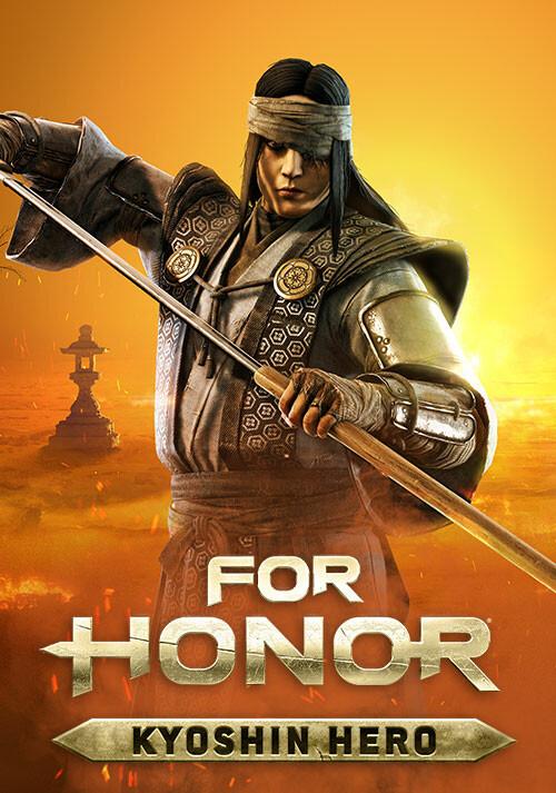 FOR HONOR - Kyoshin Hero - Cover / Packshot
