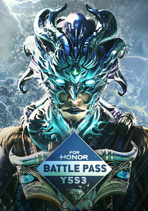 FOR HONOR: Y5S3 Battle Pass - Cover / Packshot