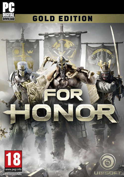 FOR HONOR Gold Edition - Cover