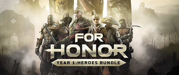 FOR HONOR - Year 1: Heroes Bundle