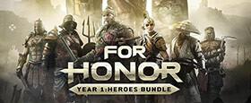 FOR HONOR - Year 1: Heroes Bundle