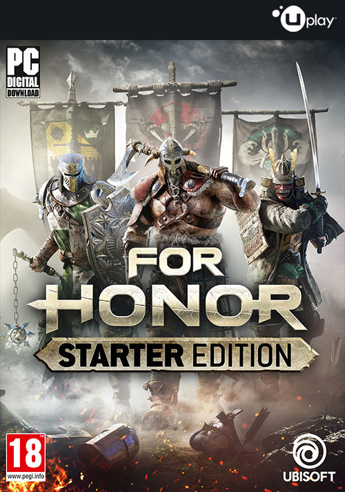 FOR HONOR - Starter Edition - Cover / Packshot