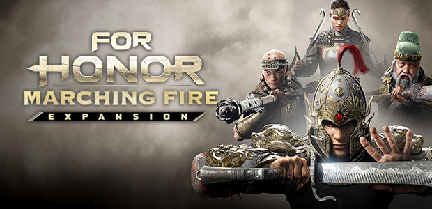 FOR HONOR: Marching Fire Expansion - Cover / Packshot