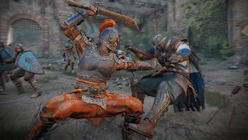 Screenshot1 - FOR HONOR: Marching Fire Expansion