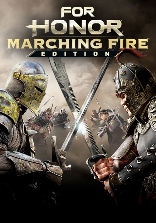 FOR HONOR: Marching Fire Edition - Cover / Packshot