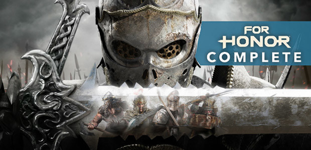 FOR HONOR: Complete Edition - Cover / Packshot
