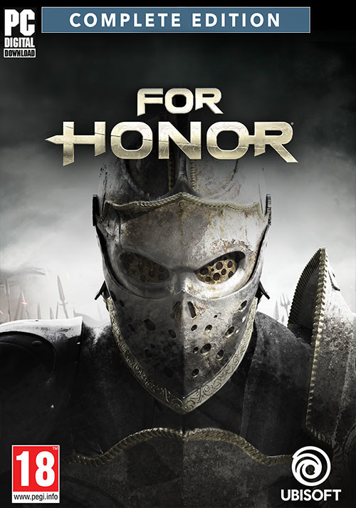 FOR HONOR: Complete Edition - Cover