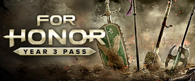 FOR HONOR Year 3 Pass