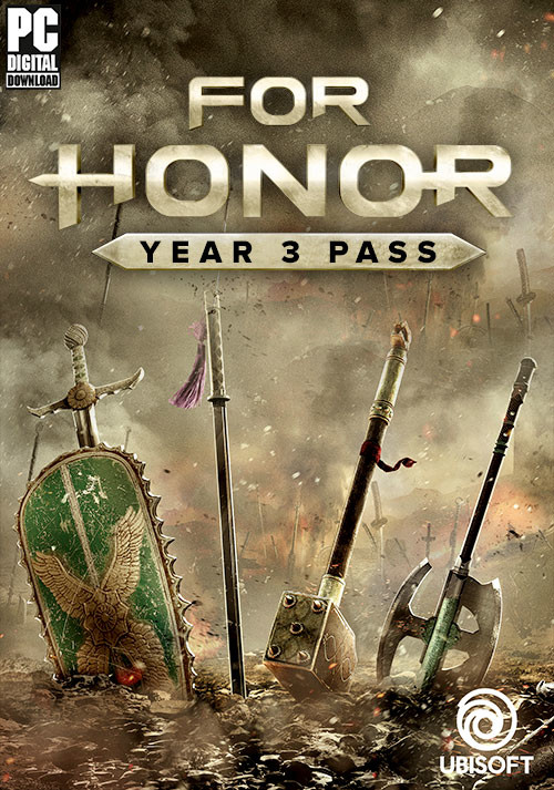 FOR HONOR Year 3 Pass - Cover