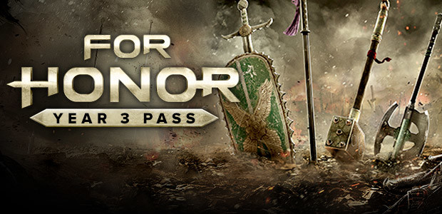 FOR HONOR Year 3 Pass - Cover / Packshot
