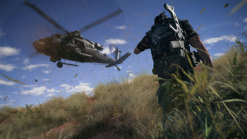 Screenshot1 - Tom Clancy's Ghost Recon Wildlands