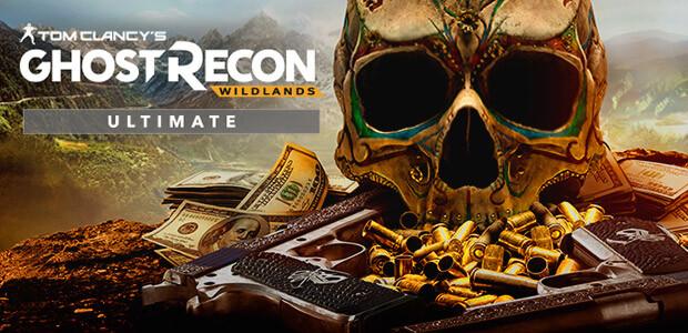 Tom Clancy's Ghost Recon Wildlands Ultimate Edition