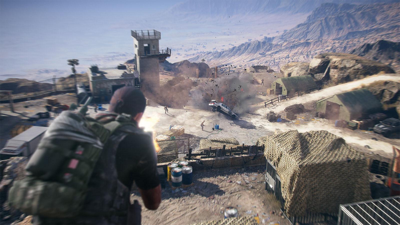 Tom Clancy's Ghost Recon Wildlands ile ilgili görsel sonucu