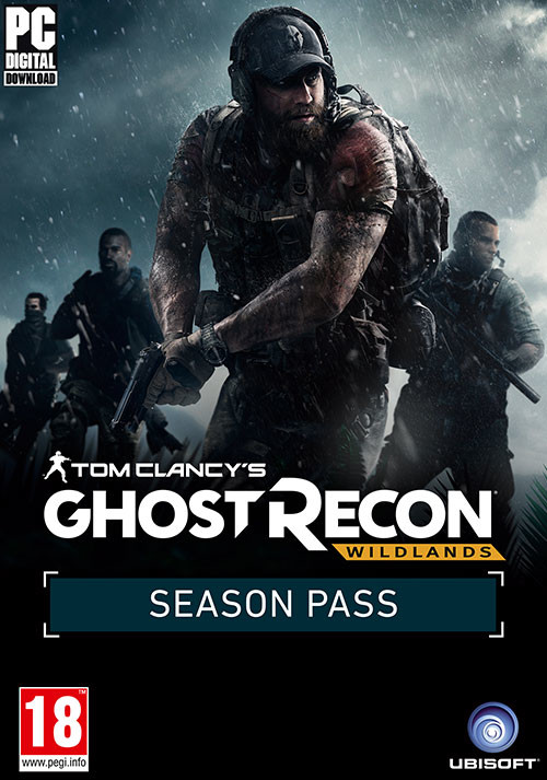 Tom Clancy's Ghost Recon Wildlands - Year 1 Pass - Cover / Packshot
